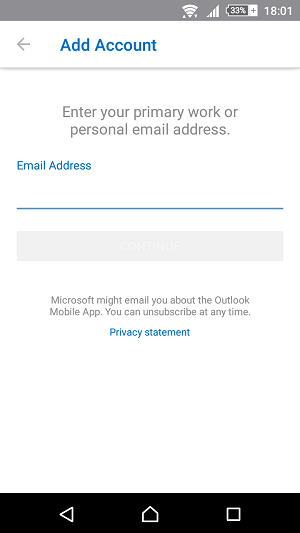add account outlook